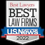 Best Lawyer Badge - DeBofsky 2021-2022